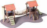Noch 14367 Laser Cut Minis - Adventure Playground